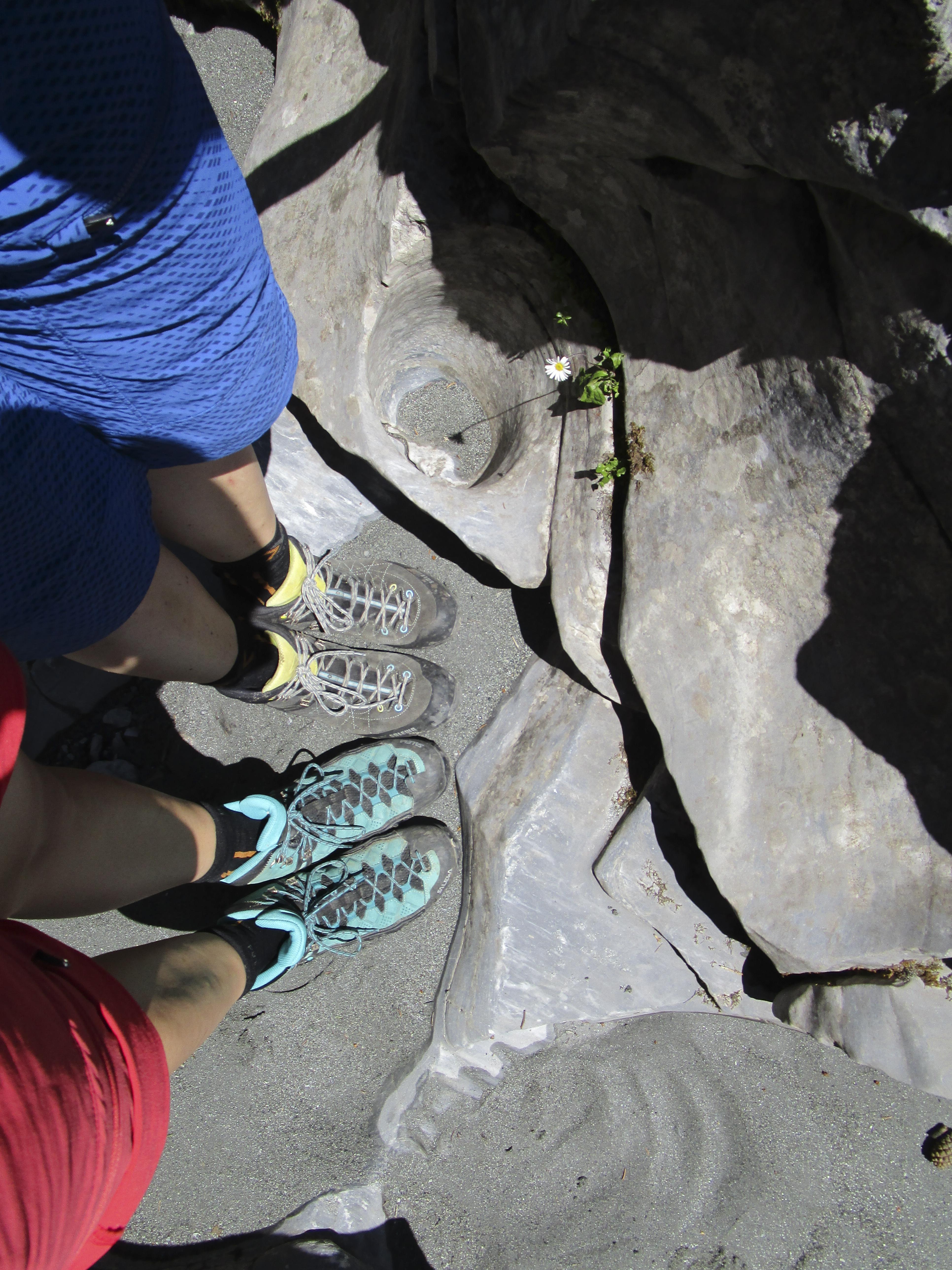 Fuß-Spaß: Trutg dil Flem