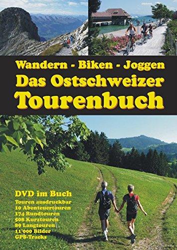 Zeit zu lesen: Das Ostschweizer Tourenbuch