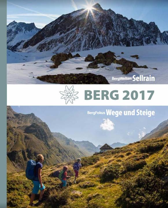 """Zeit zu lesen: Alpenvereins-Jahrbuch """"Berg 2017"""""""