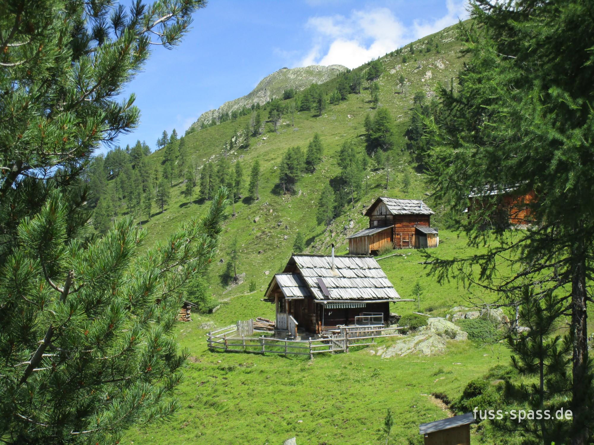 Tour: Steinwander Hochalm und Möllkopf (Österreich)