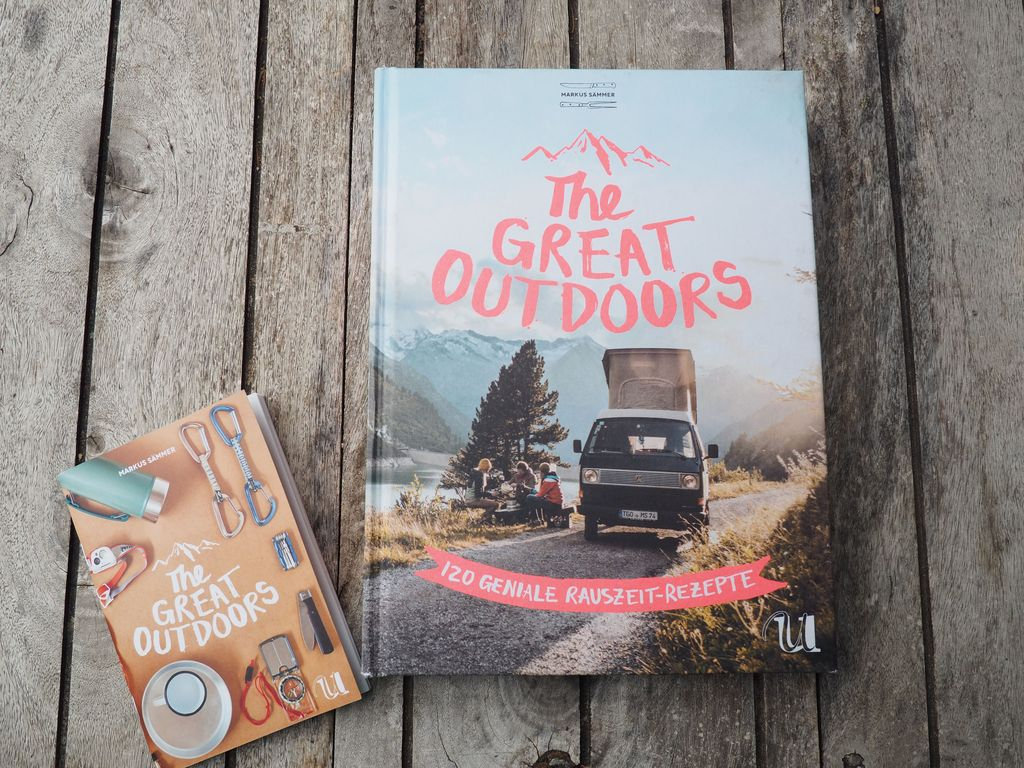 Zeit zu lesen: The Great Outdoors Kochbuch
