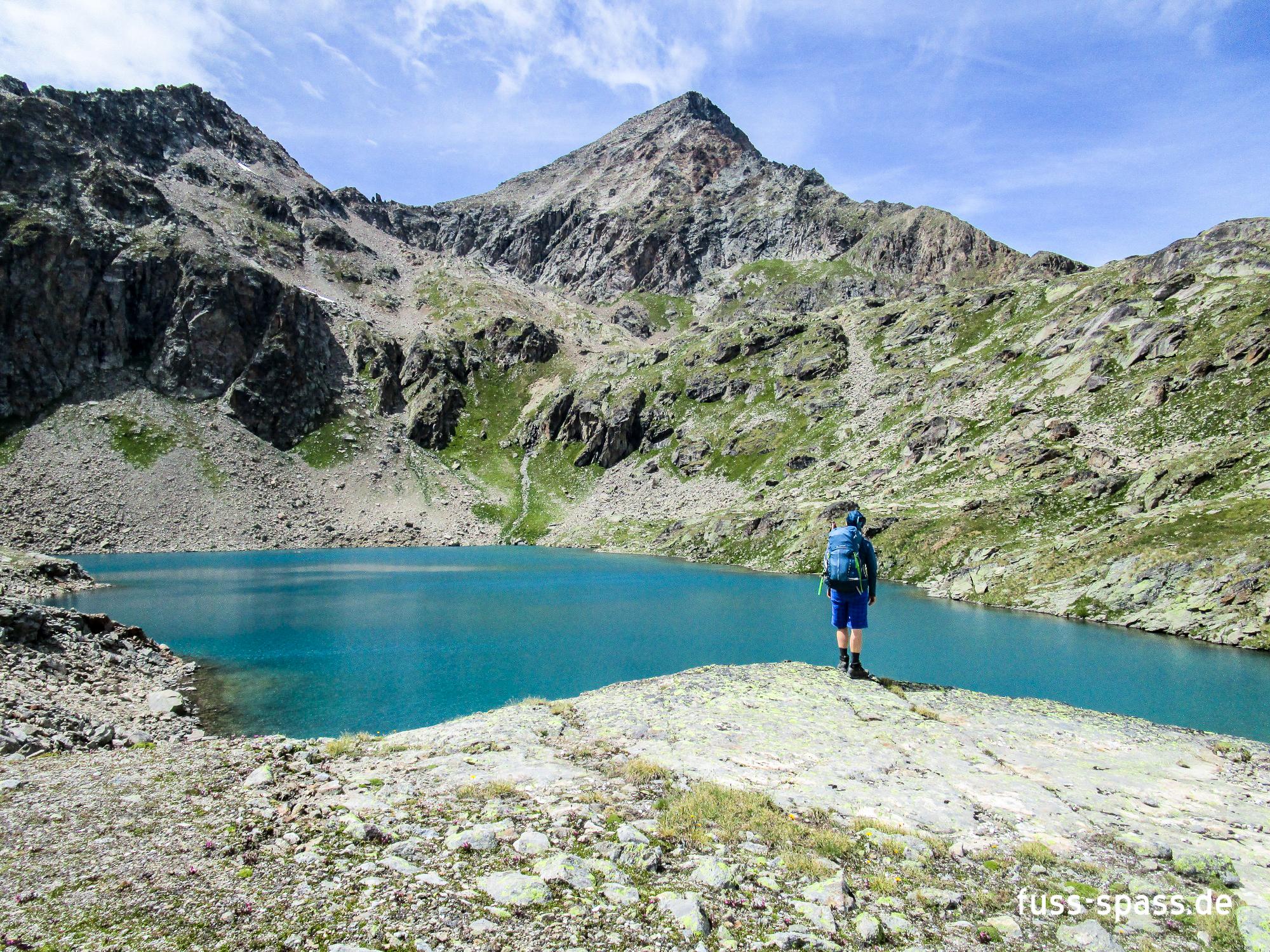 Gipfelziele: Monte Emilius (Italien)