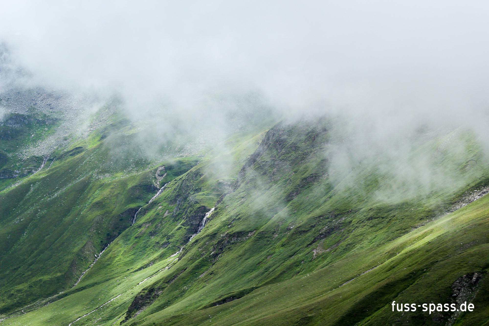 Bild der Woche: Tiefe Wolken