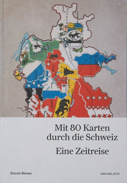 Zeit zu lesen: Mit 80 Karten durch die Schweiz