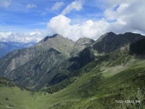 Steinwander Hochalm-Möllkopf
