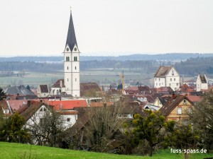 Jubiläumsweg Bodenseekreis